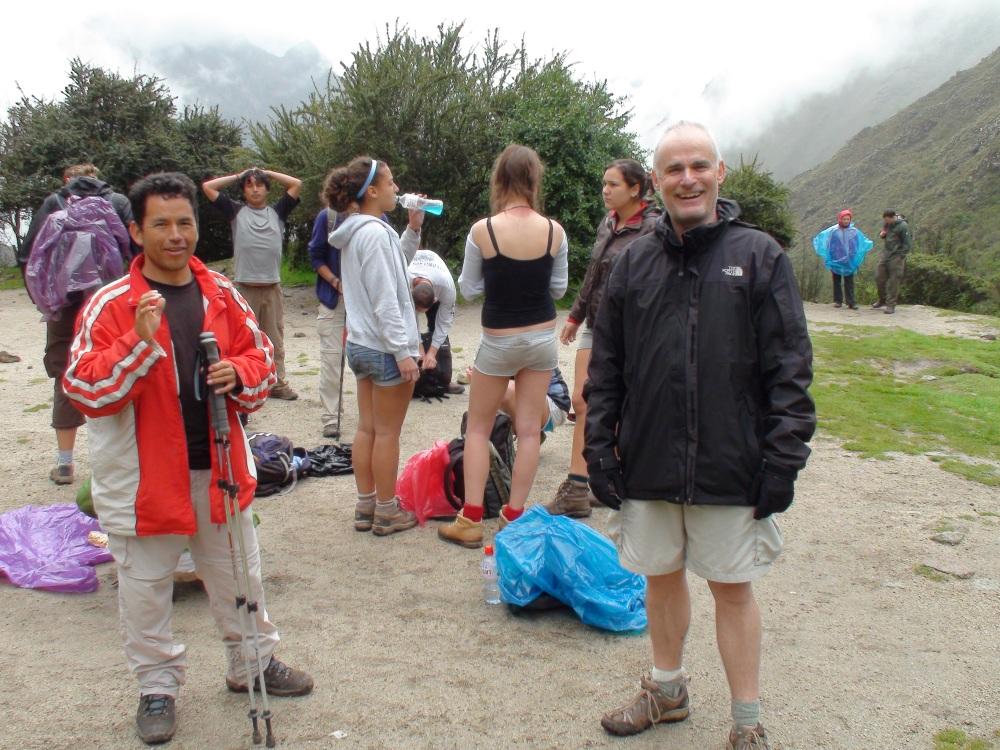 Inca Trail, Day Four: Machu Picchu! (2/6)