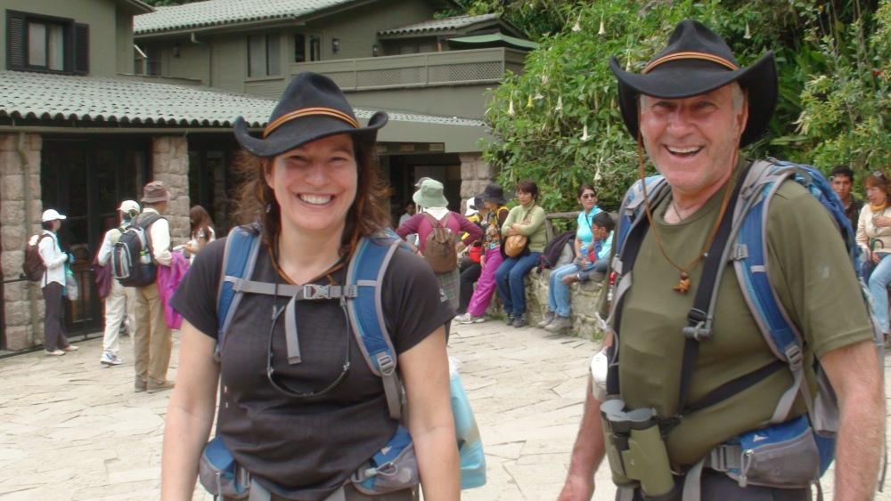 Inca Trail, Day Four: Machu Picchu! (6/6)