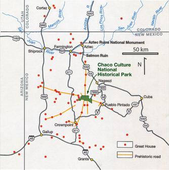 Chaco, the Regional Hub (3/6)