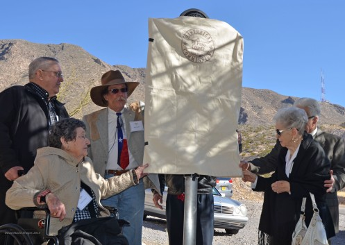 B-36 Historical Marker Unveil 1-LR