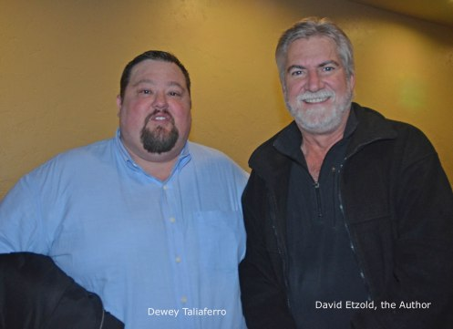 Dewey Taliaferro and David Etzold 14 Dec 2013