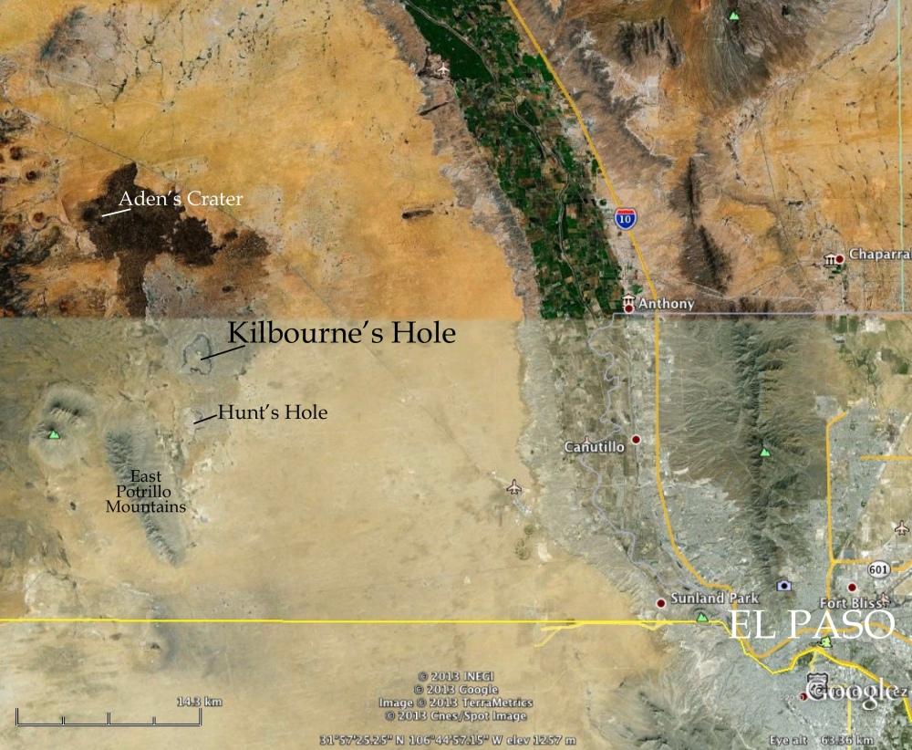 Kilbourne's Hole (2/6)