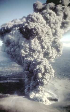 Devastating eruption of a maar volcano: Ukinrek Maar, Alaska 1977