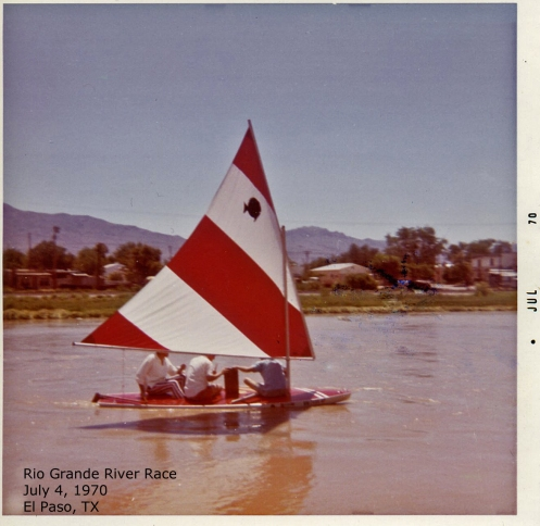 Rio Grande River Race2 - 4 July 1970