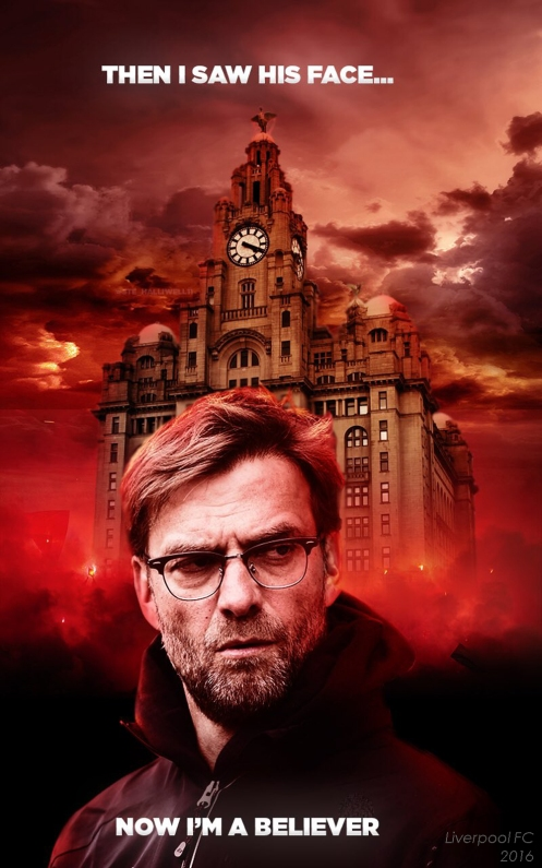 Klopp-Now I'm a Believer