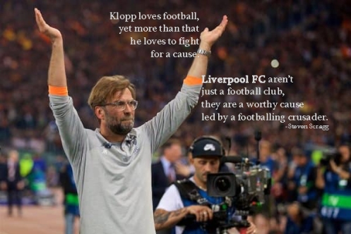 Klopp the Crusader 3May2018